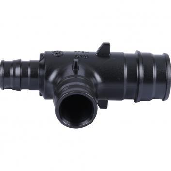 Тройник Uponor Q&E PPSU редукционный 25-20-16 мм (1008701)