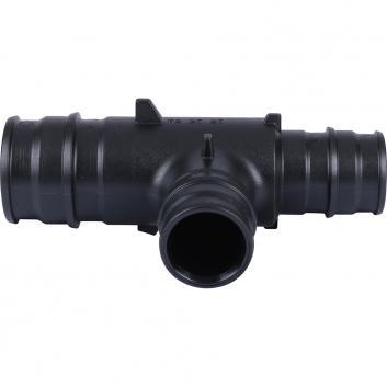 Тройник Uponor Q&E PPSU редукционный 63-40-40 мм (1042869)