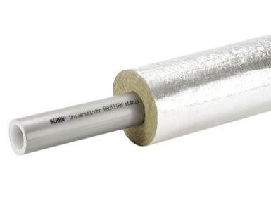 Труба Rehau Rautitan Stabil 16 кругл изол 9 мм, бухта 50 м