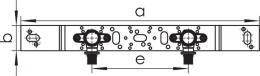 Монтажный блок Rehau Rautitan для открытого монтажа O 75/150 короткого RX