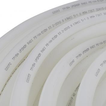 Труба Uponor Radi Pipe PN6 63X5,8 из сшитого полиэтилена PE-Xa (1008981)