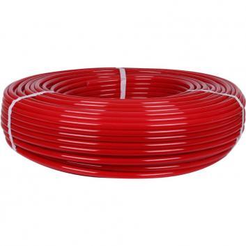 STOUT 16х2,0 (отрезок 10 метров) PEX-a труба из сшитого полиэтилена с кислородным слоем, красная