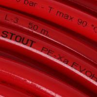 STOUT PEX-a труба из сшитого полиэтилена 16х2