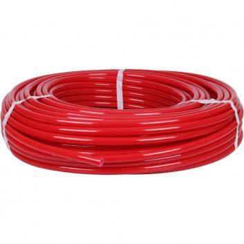 STOUT 20х2,0 (бухта 200 метров) PEX-a труба из сшитого полиэтилена с кислородным слоем, красная