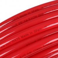 STOUT 20х2,0 (бухта 520 метров) PEX-a труба из сшитого полиэтилена с кислородным слоем, красная