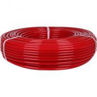 STOUT 20х2,0 (бухта 260 метров) PEX-a труба из сшитого полиэтилена с кислородным слоем, красная