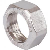 """STOUT Разъемное угловое соединение """"американка"""" ВН, уплотнение под гайкой o-ring кольцо, никелированное 1/2"""