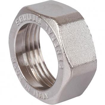"""STOUT Разъемное угловое соединение """"американка"""" ВН, уплотнение под гайкой o-ring кольцо, никелированное 3/4"""