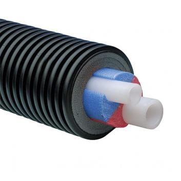 Труба Uponor Ecoflex Aqua Twin теплотрасса 40X5,5-25X3,5/175 (1018141)