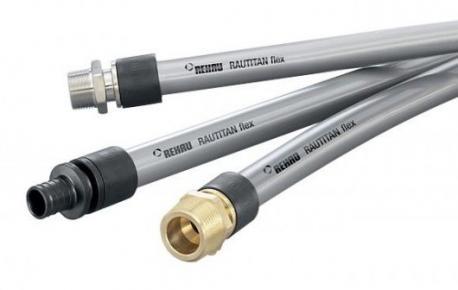 Труба Rehau Rautitan Flex 50 мм, отрезок 6 м (11304201006)