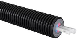 Труба Uponor Ecoflex Aqua Twin теплотрасса 40X5,5-32X4,4/175 (1044015)